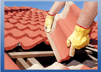 roof repair london