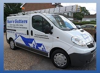 Sam´s Gutter cleaning London